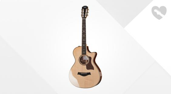 Full preview of Taylor 812ce 12-Fret B-Stock