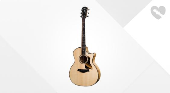 Full preview of Taylor 814ce LTD Sassafras V-Bracing