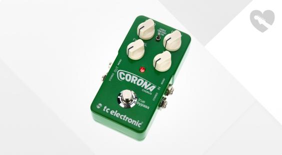 "Take the ""IS IT GOOD FOR ME"" test for ""TC Electronic Corona Chorus"", read the reviews and join the community!"