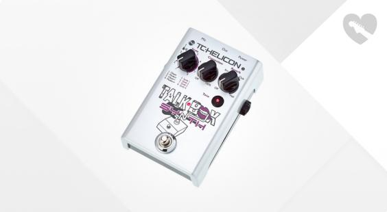 Full preview of TC-Helicon Talkbox Synth