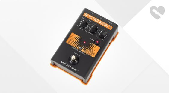 Full preview of TC-Helicon VoiceTone E1