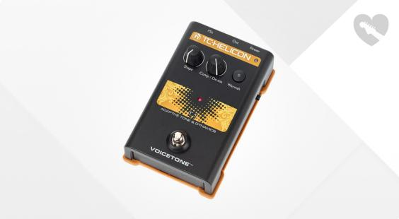 Full preview of TC-Helicon VoiceTone T1