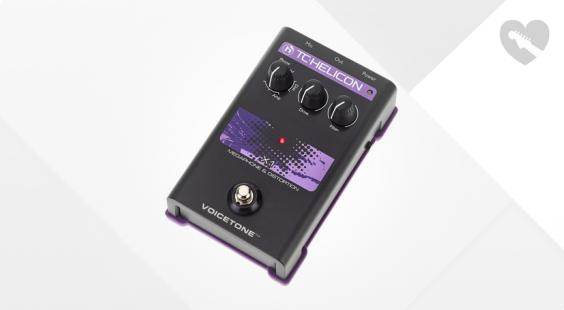 Full preview of TC-Helicon VoiceTone X1