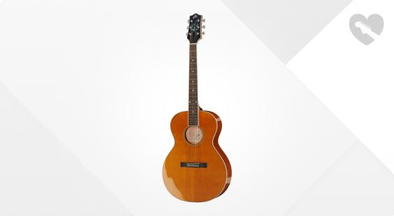 Full preview of The Loar LH-200-NA