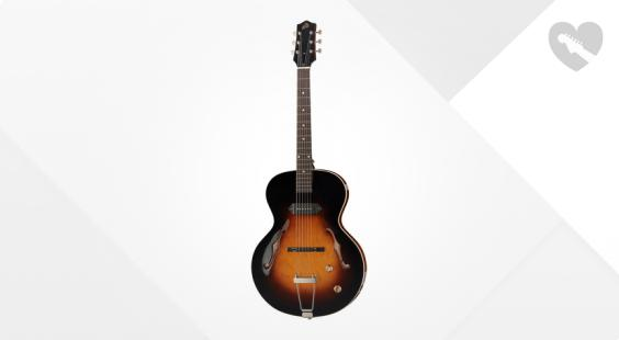 Full preview of The Loar LH-301T Thinbody Archtop