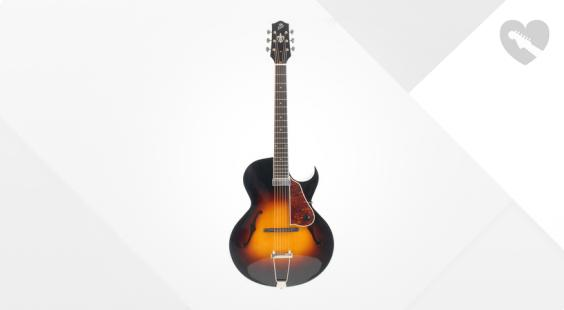 Full preview of The Loar LH-350 VS