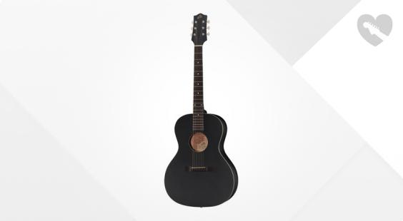Full preview of The Loar LO-14 TBK B-Stock