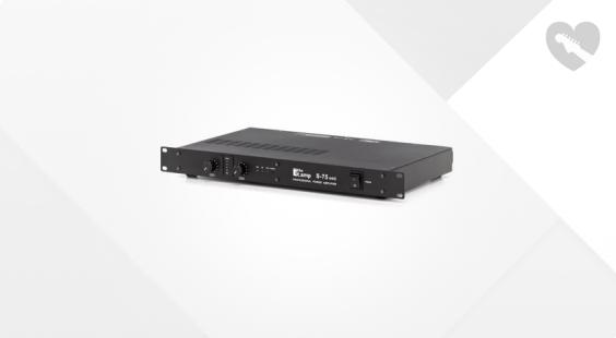 Full preview of the t.amp S-75 MK II