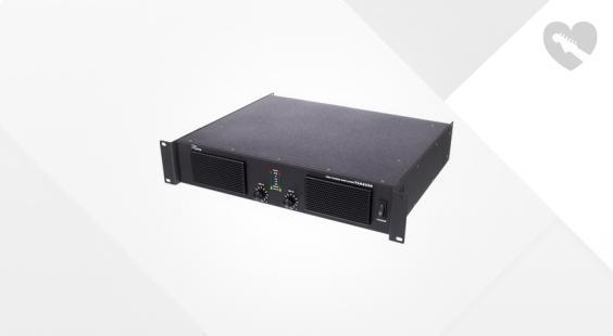 Full preview of the t.amp TSA 2200