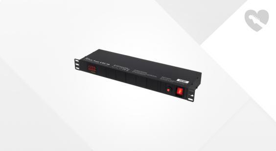 Full preview of the t.racks Power 8 IEC VA