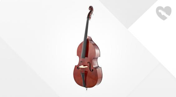 "Take the ""IS IT GOOD FOR ME"" test for ""Thomann 111E BR 3/4 Double Bass"", read the reviews and join the community!"