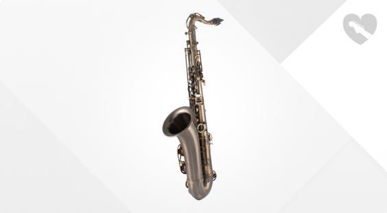 Full preview of Thomann Antique Tenor Sax