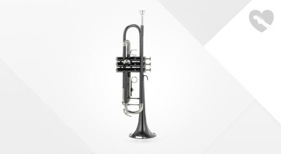 Full preview of Thomann Black Jazz Bb- Trumpet