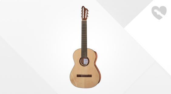 Full preview of Thomann Classica Fusion 7 String