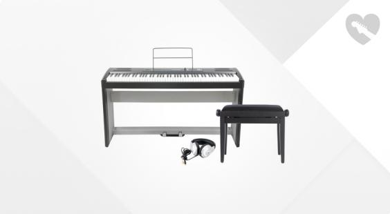 Full preview of Thomann DP-25 Digital Piano Bundle