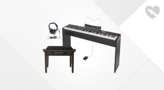 Full preview of Thomann SP-320 Digital Piano Bundle