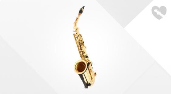 Full preview of Thomann TAS-180 Alto Saxophone