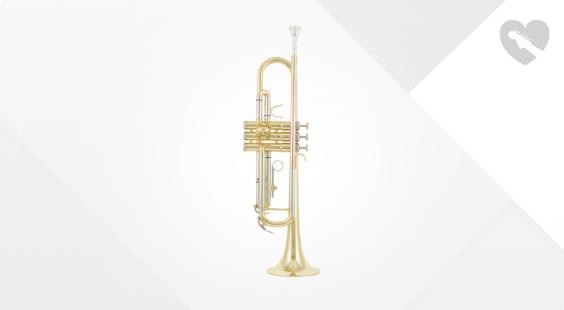 Full preview of Thomann TR 200 Bb-Trumpet