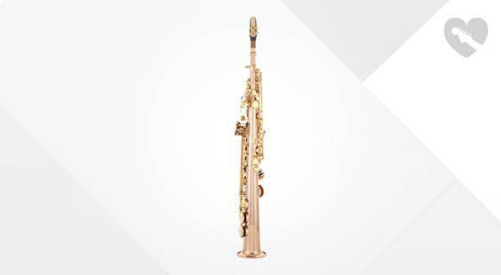 Full preview of Thomann TSS-350 Soprano Saxophone