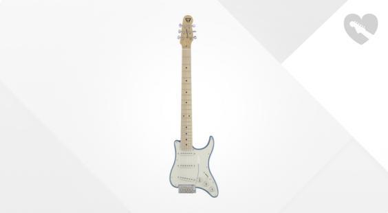 Full preview of Traveler Guitar Travelcaster Deluxe Blue