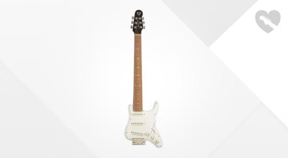 Full preview of Traveler Guitar Travelcaster Deluxe White