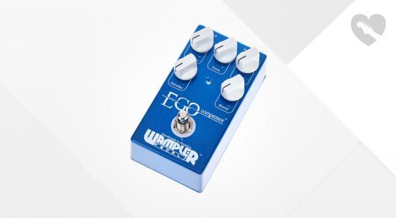 Full preview of Wampler Ego Compressor