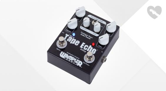Full preview of Wampler Faux Tape Echo Delay