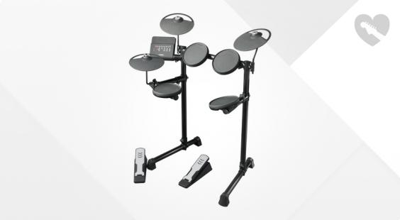 "Take the ""IS IT GOOD FOR ME"" test for ""Yamaha DTX400K Compact E-Drum Set"", read the reviews and join the community!"