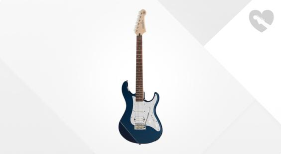 Full preview of Yamaha Pacifica 012 BM