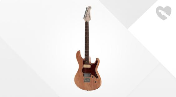 Full preview of Yamaha Pacifica 311H YNS