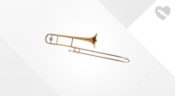 Full preview of Yamaha YSL-447 GE II Trombone