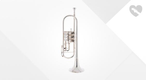 Full preview of Yamaha YTR-938 FFM GS Trumpet