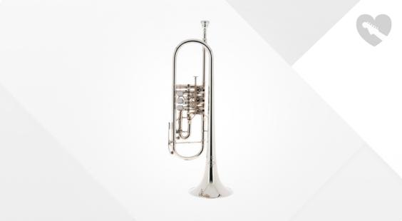 Full preview of Yamaha YTR-938 FFM S Trumpet