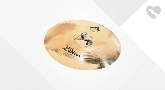 Full preview of Zildjian 16' A-Custom Crash