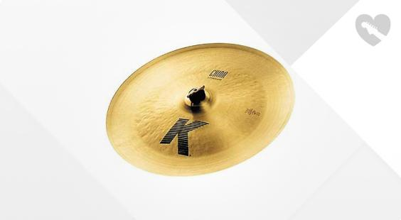 Full preview of Zildjian 19' K-Series China
