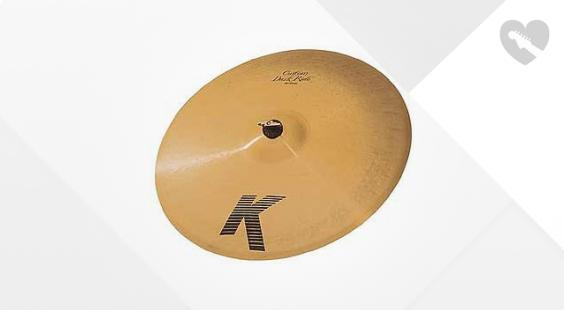 Full preview of Zildjian 22' K-Custom Dark Ride