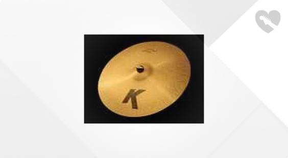 Full preview of Zildjian 22' K-Custom Medium Ride