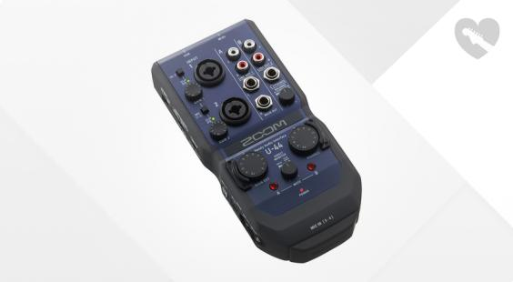 Full preview of Zoom U-44
