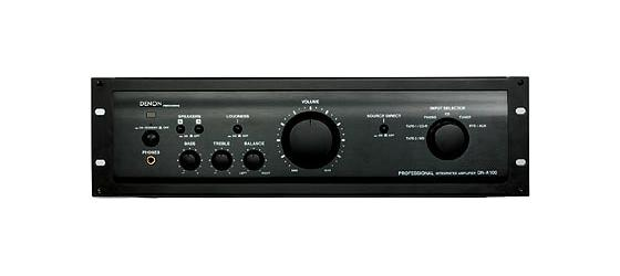 """Take the """"IS IT GOOD FOR ME"""" test for """"Denon DN-A100 Pro Stereo Amplifier"""", read the reviews and join the community!"""