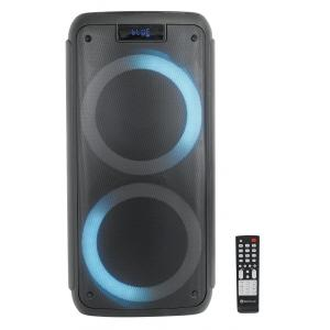 """Take the """"IS IT GOOD FOR ME"""" test for """"Rockville Audio ROCK PARTY 8 Dual 8"""" Battery Powered Home/Portable Bluetooth Speaker"""", read the reviews and join the community!"""