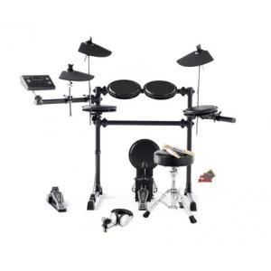 Is 1stClassRock MPS-100 E-Drum complete Set a good match for you?