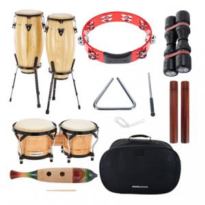 Is 1stClassRock Percussion Starter Set a good match for you?