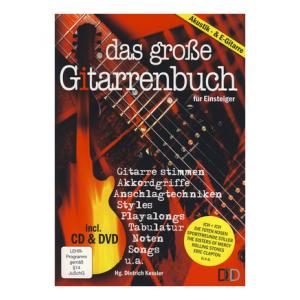 Is 3D Verlag Das große Gitarrenbuch a good match for you?