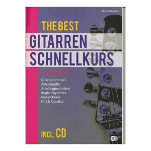 Is 3D Verlag The best Gitarrenschnellkurs a good match for you?