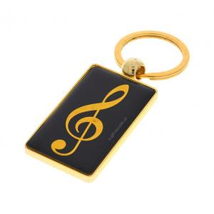 Is A-Gift-Republic Key Ring G-Clef Black/Gold a good match for you?