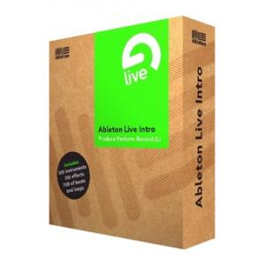 Is Ableton Live Intro E a good match for you?