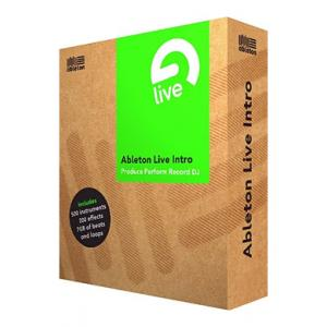 Is Ableton Live Intro F a good match for you?