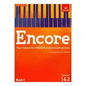Is ABRSM Publishing Encore Book 1 Grades 1&2 Piano a good match for you?