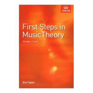 Is ABRSM Publishing First Steps In Music Theory a good match for you?