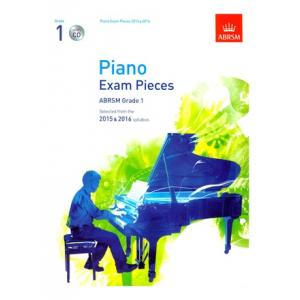 Is ABRSM Publishing Piano Exam Pieces Grade 1+CD a good match for you?